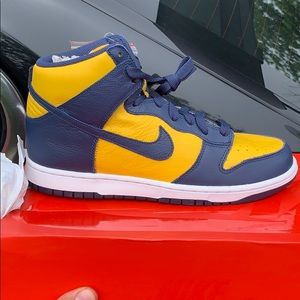 Dunks retro Qs Nike's